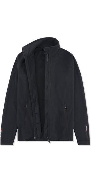 2019 Musto Womens Crew Fleece Jacket Black EWFL028