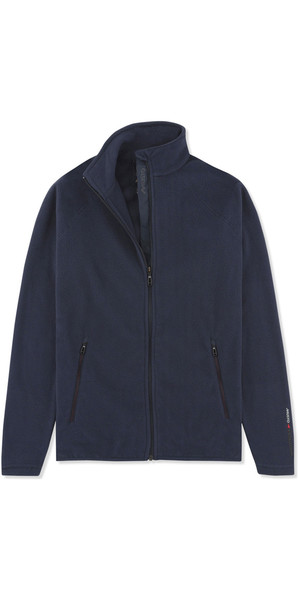 2019 Musto Dame Crew Fleece Jacket Navy EWFL028