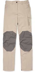 2019 Musto Mujer Evolution Performance Uv Pantalones De Vela Piedra Clara - Pierna Regular (86cm) Se0921