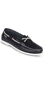 2019 Musto Womens Harbour Mocassino Calzature da ponte True Navy FWFT002