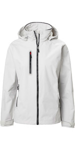 2020 Musto Womens Sardinia 2 Sailing Jacket 82010 - Platinum