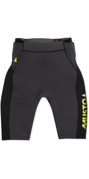 2019 Musto Youth Championship Deck Shield Escursionisti Nero SKST002