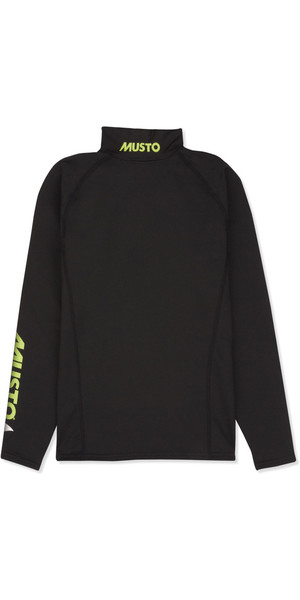 2019 Musto Jugendmeisterschaft Hydrothermal LS Top Schwarz SKTS008