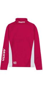 2019 Musto Jugendmeisterschaft LS Rash Vest Magenta SKTS006