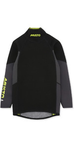 2021 Musto Youth Championship Thermocool Dinghy Top Black SKTS004