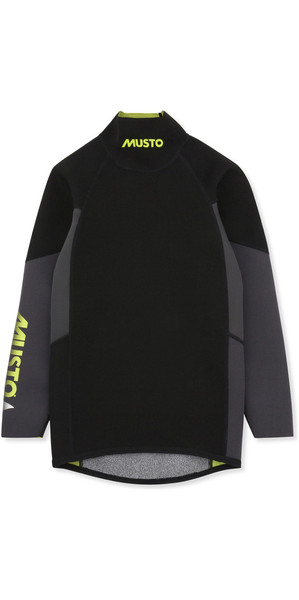 2019 Musto Ungdomsmesterskab Thermocool Dinghy Top Sort SKTS004