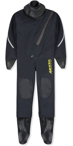 2019 Musto Youth Championshop Drysuit Black SKDY003