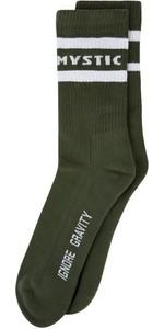 2021 Mystic Brand Socken 35.108,210253 - Armee