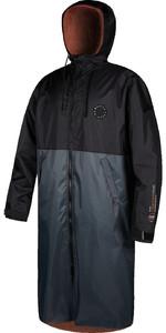 2021 Mystic Deluxe Erkunden Poncho / Change Robe 210093 - Rostrot