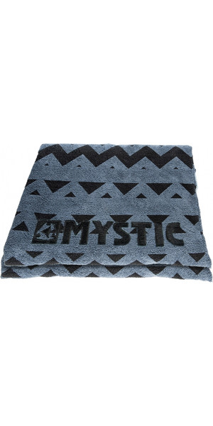 2018 Mystic Quick Dry Handtuch PEWTER 180044