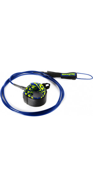 2018 Mystic SUP Leash 10FT NAVY 160605