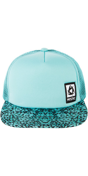 2018 Mystic The Icon Cap Aqua 180570