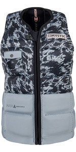 Mystic Womens Dazzled Impact Vest GREY 180154