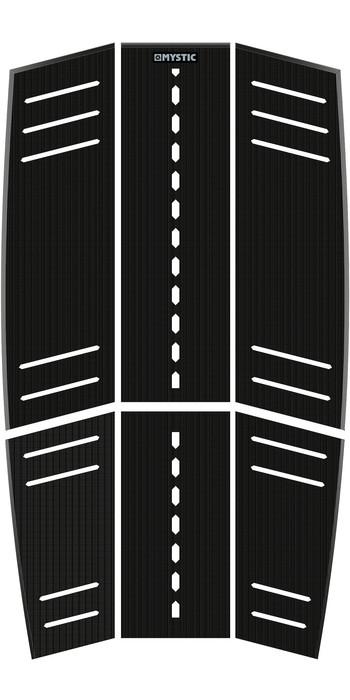 2021 Mystic Ambush Kiteboard Full Deckpad Stubby Shape Black 190153