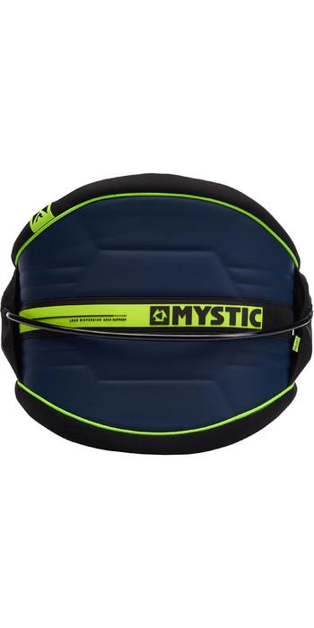 2021 Mystic Arch Flexshell Hüfttrapez Navy / Lime 190111