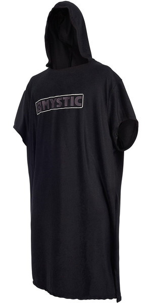 2018 Mystic Basic Poncho Black 180091