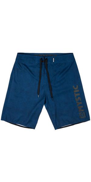 2018 Mystic Brand Stretch 2.0 Boardshorts Blu notte 180075