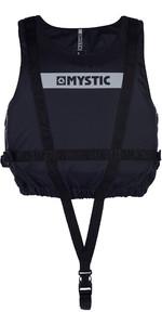 2019 Mystic Brand 50N Flotation Vest Black 190121