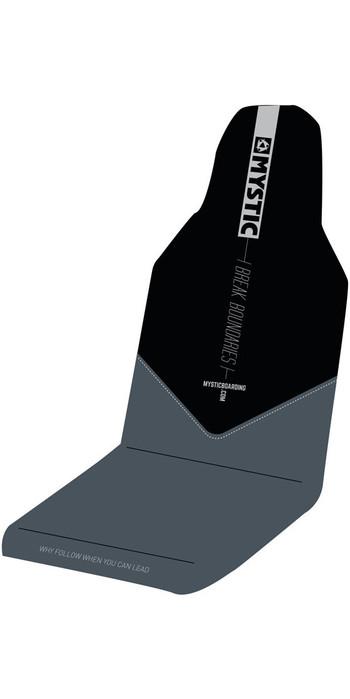 2021 Mystic Autositzbezug - Single - Schwarz / Weiß 150325