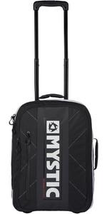 2019 Mystic Flight Bag Con Ruedas Negro 190131