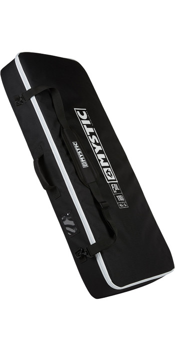 2021 Mystic 135cm Folienbeutel Reise / Tagesrucksack 200051 - Schwarz
