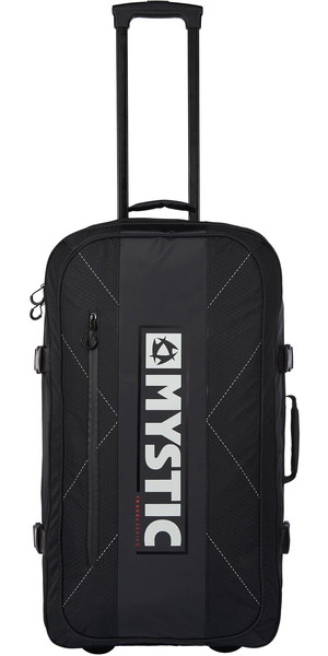 2019 Mystic Globe Trotter Wheeled Travel Bag Black 190130