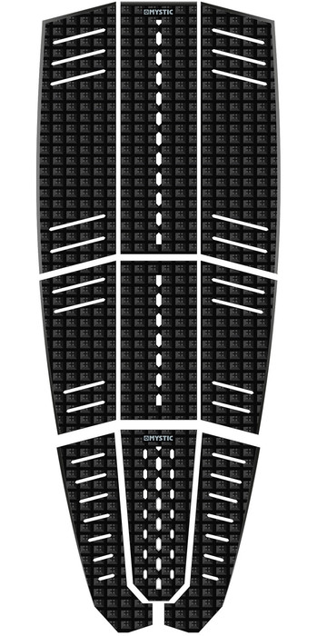 2021 Mystic Guard Kiteboard Full Deckpad Schwarz 190179