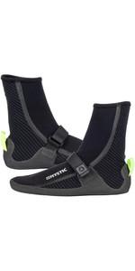 Mystic Vindstøvler 3mm Split Toe Støvler Sort 180039