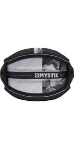 2019 Mystic Len10 Majestic X Kite Waist Harness Sort / Hvid 190107