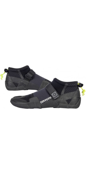 2019 Mystic Lightning 3mm Split Toe Shoe NERO 180041