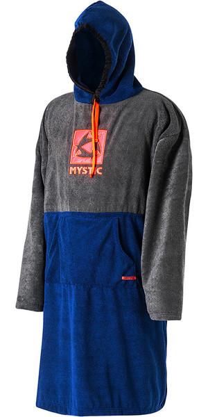 2017 Mystic lungo Modifica Robe / Poncho in Navy 170800