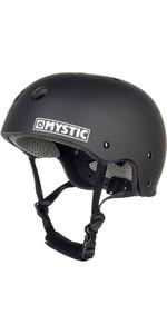 2018 Mystic MK8 Helmet Black 180161