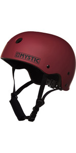 2019 Mystic MK8 Helm Dark Red 180161