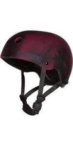 2021 Mystic Mk8 X Helm 200120 - Oxblood Red
