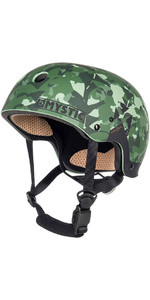 Mystic Mk8 X Casco Verde Allover 180160