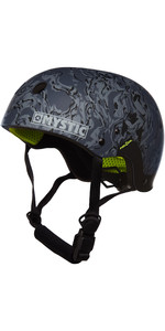 2019 Casque Mystic Mk8 X Navy / Lime 180160
