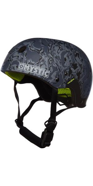 2019 Mystic MK8 X Helm Navy / Lime 180160