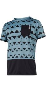 Mystic Magician S / S Quickdry Camiseta Holgada De Estaño 180139