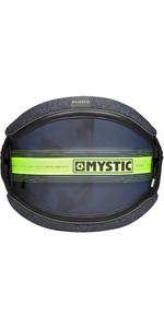 Imbracatura Per Il Kitesurf Mystic Majestic 2020 190109 - Navy / Lime