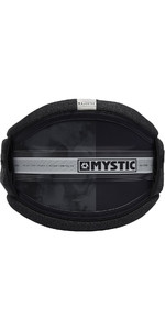 2021 Mystic Majestic Kite Waist Harness Black / White 190109