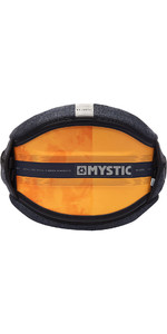 2019 Mystic Majestic Kite Waist Harness Navy / Orange 190109