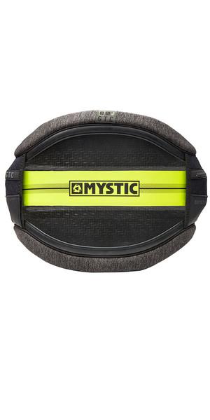 2018 Mystic Majestic Waist Harness - No Spreader Bar Lime 180072