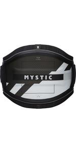 2021 Mystic Majestic X Arnés De Cintura Sin Barra 210117 - Negro / Blanco
