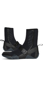 2019 Mystic Marshall 5mm Split Toe Boots 200036 - Black