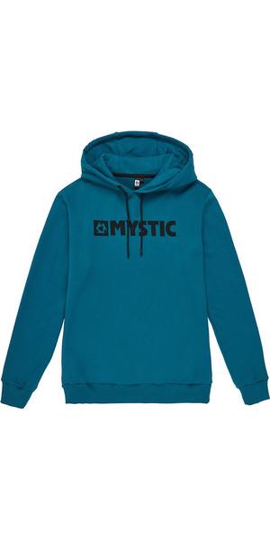 2018 Mystic Mens Brand Hoody Legion azul 190005