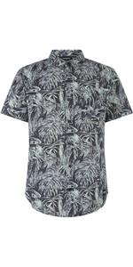 2019 Mystic Heren Kalder Shirt Met Korte Mouwen Camouflage 190065
