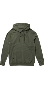 2021 Mystic Mens Iconic Hooded Sweat 220053 - Army
