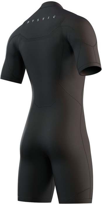 2021 Mystic Herren Marshall 3/2mm Shorty Wetsuit 210113 - Schwarz