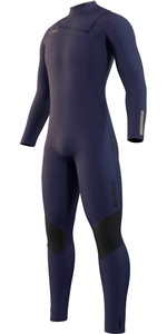 2021 Mystic Mens Marshall 5/3mm Front Zip Wetsuit 200007 - Night Blue