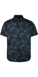 2020 Mystic Mens Party Shirt 200087 - Black Allover